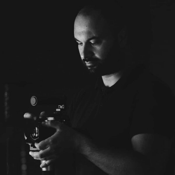 Konstantinos Gidaris - Videographer